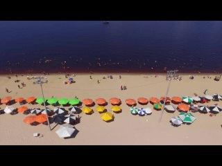 Filmagem Aérea na Ponta Negra - MANAUS-AM