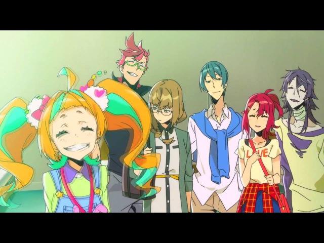 Kiznaiver AMV Love Silent Art 12 Episode ♥ ✿ฺ´∀`✿ฺ ノ