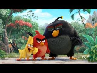 Смотреть фильм ANGRY BIRDS В КИНО ( ЭНГРИ БЕРДЗ ) 2016. Полная версия в хорошем качестве HD онлайн