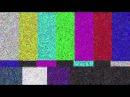 TV No Signal Effect