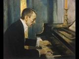 Rachmaninoff Plays his Etude Tableau Op.33 No.2 in C