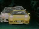 Initial D: First Stage - 1 серия (GITS)