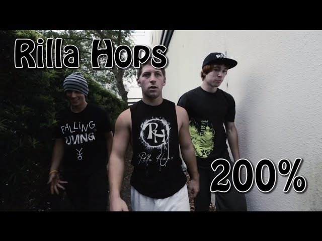 Rilla Hops 200% - Rule The World - Parkour | Freerunning