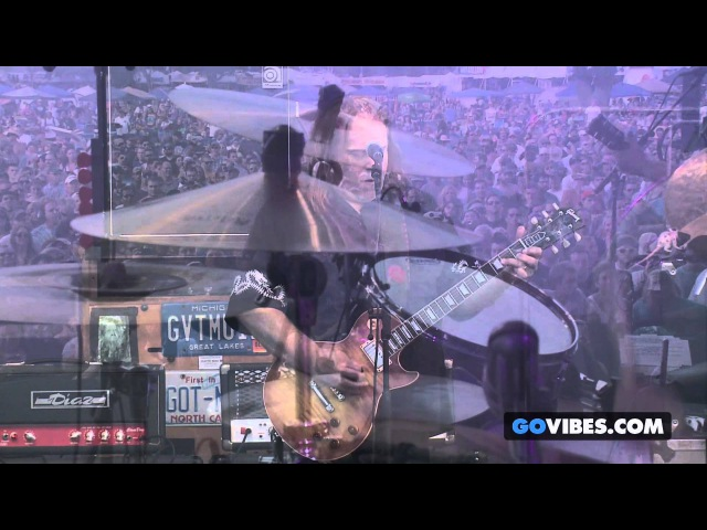 Gov't Mule performs Since I've Been Loving You at Gathering of the Vibes Music Festival 2013