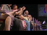 В Эрмитажном театре представили инклюзивный спектакль «Прикасаемые». Новости. Первый канал