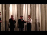 Berlinale 2016 Tribute to Alan Rickman with Emma Thompson and James Schamus.