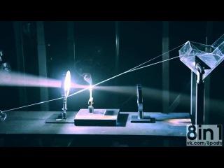 Машина Руба Голдберга Сила Оптики Rube Goldberg machin Power of Optics