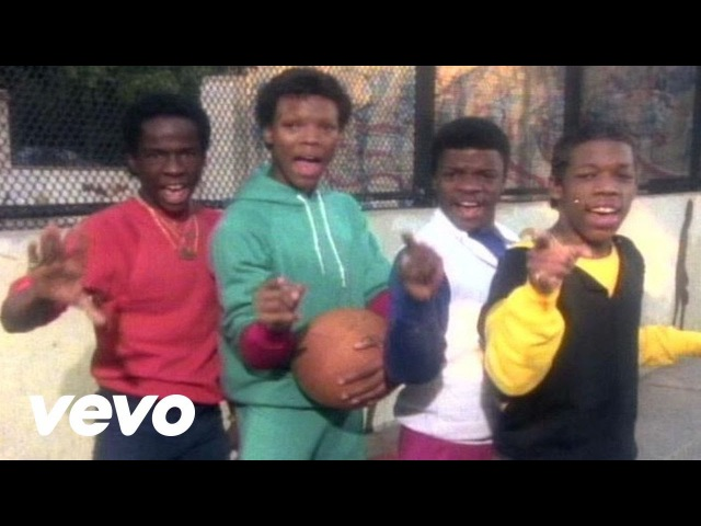 New Edition - Cool It Now (Official Music Video)