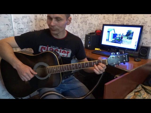 Анатолий Ефимов с авторской песней 2015 года .Волшебный вечер .
