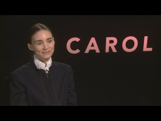 CAROL: Rooney Mara on what Cate Blanchett is really like and taking time out of the spotlight