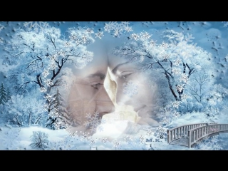 Снег кружится летает летает♫♥ Snow falls - YouTube