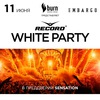 11 июня Record White Party Pre-Party Sensation