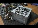 Не включается / Пищит при работе. Блок питания ATX FSP450. РЕМОНТ