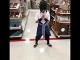 Sasuke back in target yall (Nigga Vine)