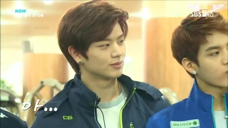 [RUS SUB] [SHOW] BTOB @ SBS MTV (Cool Man) Ep 3 (рус.саб)