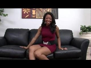 Imani Rose in more one interracial scene