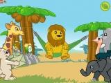 Мультфильм - Веселые приключения Жирафа Ральфа и Зайца Полли - Поиграем в Lego Duplo. больше видео в группе.