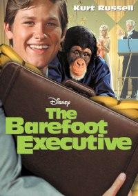 Un ejecutivo muy mono (The Barefoot Executive) ()