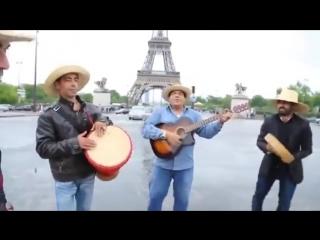 أغنية تونسية جميلة تشجع المنتخب الوطني الجزائري في مونديال البرازيل. - YouTube