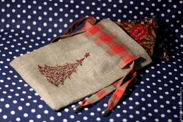 Как шить мешочки