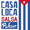 Сальса бачата Псков •●• LA CASA LOCA •●• танцы