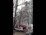 Второй взрыв в многоквартирном жилом доме в Волгограде 20.12.2015. Есть жертвы