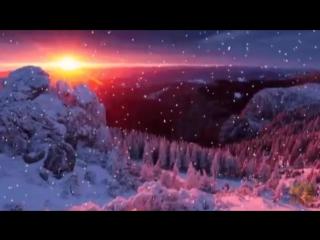 Зимняя сказка.Просто отдохните.Удивительная музыка.08.12.2015.