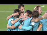 Барселона 3-0 Гуанчжоу Эвергранд Гол Суарес Л. (Пенальти)