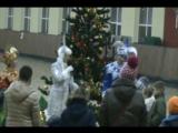 Новогоднее поздравление Деда Мороза и Компании, Одесса
