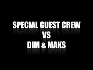 ORIGINAL FLAVOR 5 / HIP HOP 2х2 / FINAL / SPECIAL GUEST CREW VS DIM & MAKS