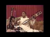 Ustad Rais Khan, Ustad Zakir Hussain Part 1 of 2 Raga  Nand Kalyan