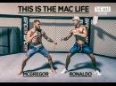 Cristiano Ronaldo meets Conor McGregor in Las Vegas - THIS IS THE MAC LIFE
