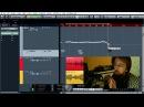 Как сделать песню в Cubase под метроном с меняющимся темпом