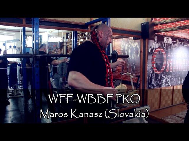 TRAINING SEMINAR - WFF-WBBF PRO Maros Kanasz - Part II