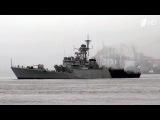 Корабли индийского флота прибыли с неофициальным визитом во Владивосток. Новости. Первый канал