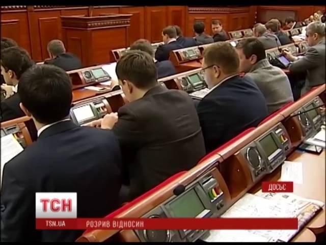 Київ розірвав договір про побратимство партнерство та співпрацю із Москвою