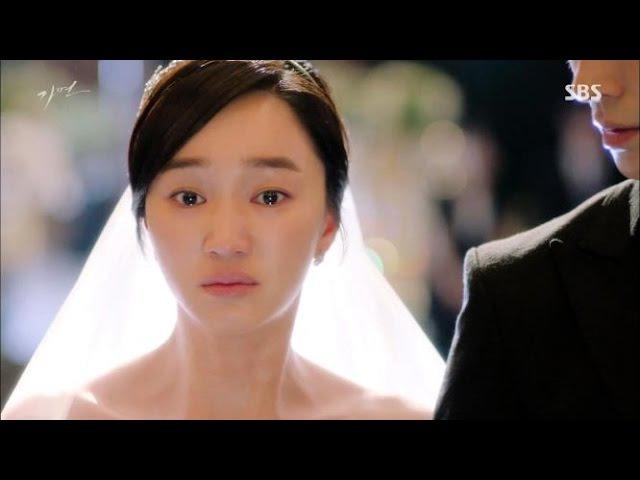 수애, 장례식 회면하고 주지훈과 결혼식 @가면 20150603