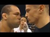 Mirko Cro Cop vs Wanderlei Silva 2002 Highlights