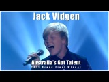 Jack Vidgen - And I Am Telling You - Jennifer Holliday - 2011 - Australia's Got Talent