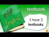 Learn My School Vocabulary  Phrases 2 -  Listen &amp Repeat - ELF Learning - ELF Kids Videos
