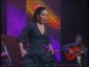 Eva La Yerbabuena Arcangel. Soleá por Bulerias-2002