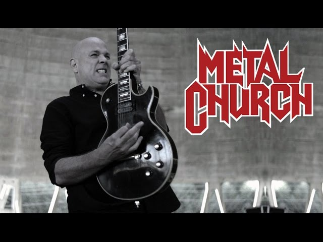 METAL CHURCH NO TOMORROW / OFFICIAL VIDEO / 2016
