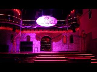 Звітний концерт Caramel Pole Dance - Лілія