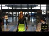 Paris Hilton talks about when Kim Kardashian used to be in her entourage at LAX Airport