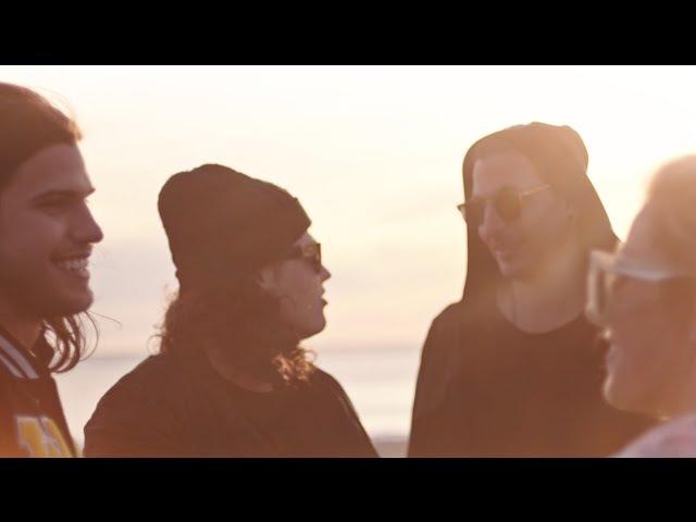 DVBBS Shaun Frank - LA LA LAND ft. Delaney Jane (Official Music Video)