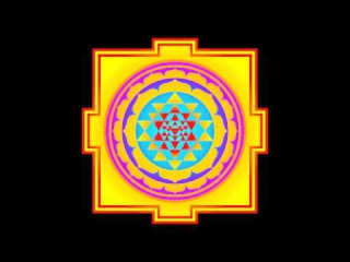 Meditation Sri Yantra...Aham Brahmasmi