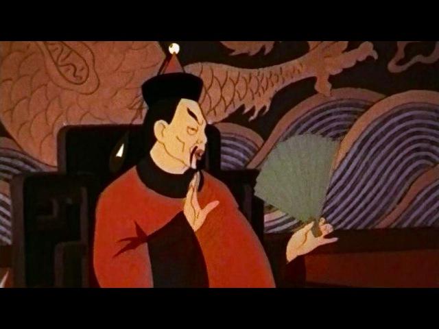 Братья Лю. Советский мультфильм. Китайская сказка.