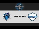 Vega vs MVP Phoenix | Global eSports Cup, 1-я игра, 02.12.2015