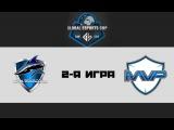 Vega vs MVP Phoenix | Global eSports Cup, 2-я игра, 02.12.2015