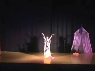 Danza Bollywood Valencia.- BALLET YAMUNA-ESCOLA ROSADELA